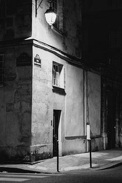 Parijs bij nacht van Eveline Smolders