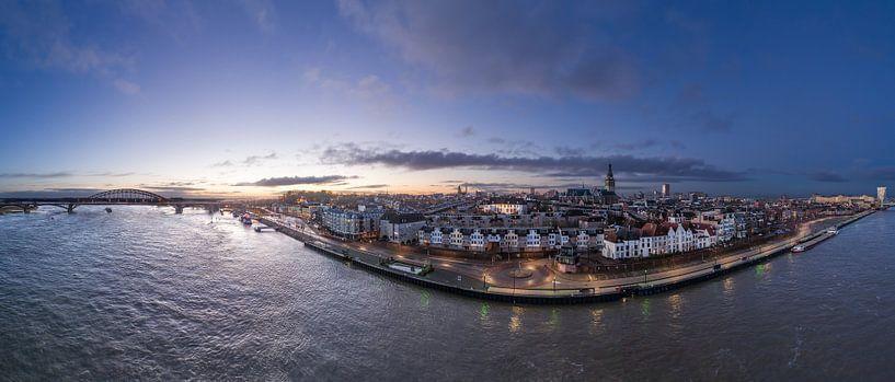 Nijmegen Sunrise von Paul Glastra Photography
