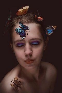 Butterfly princess van Elianne van Turennout