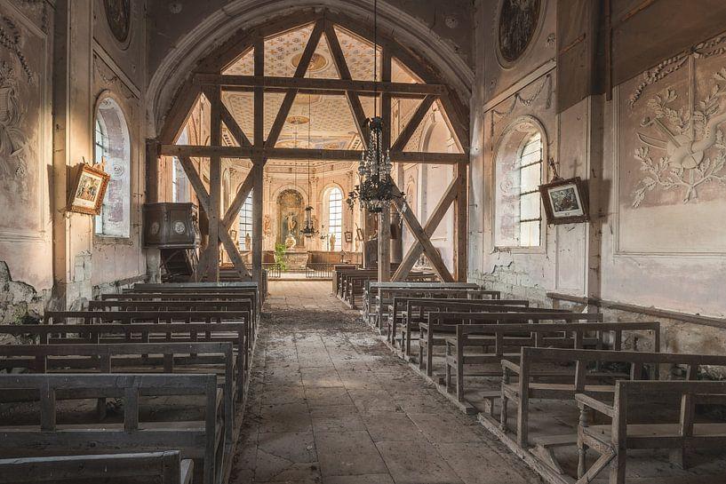 verlaten kerkje von Sarah van campfort