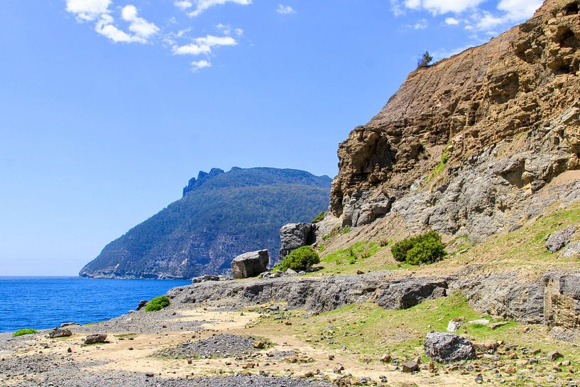 Maria Island op Tasmanië van Daphne de Vries