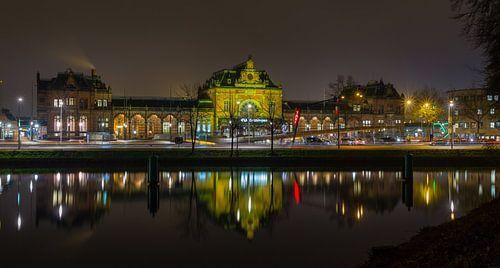 Hoofdstation van Groningen van