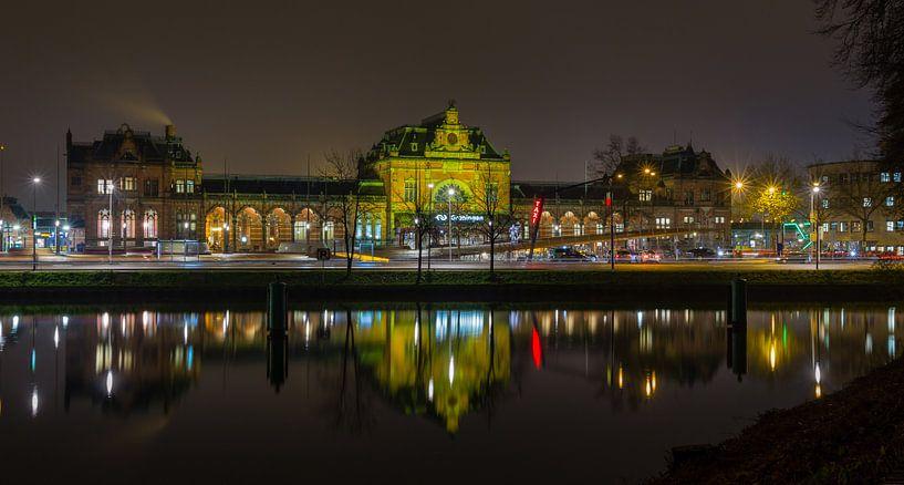 Hoofdstation van Groningen van Arline Photography
