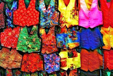 Waistcoats van Leopold Brix