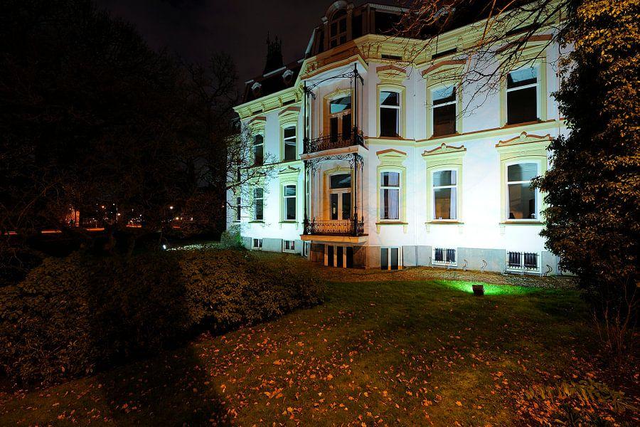 Villa De Oorsprong aan de Biltstraat in Utrecht
