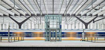 Rotterdam Hauptbahnhof von David Bleeker