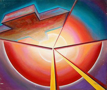Wege zum Kreuz van Silvian Sternhagel