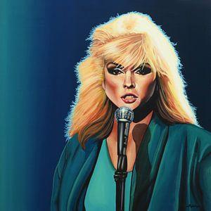 Deborah Harry schilderij