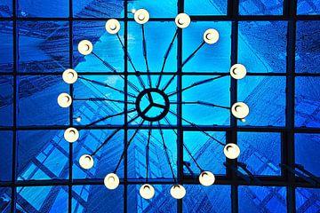 Prospekt: Leichter Regen, blauer Himmel von Mike Bing