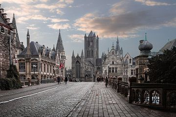 Gent Belgien von Jos Erkamp