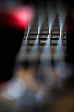 Abstrakter Bass II von Bob Daalder