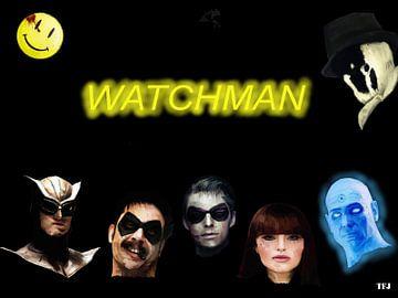 Watchman von Theunis Kuipers