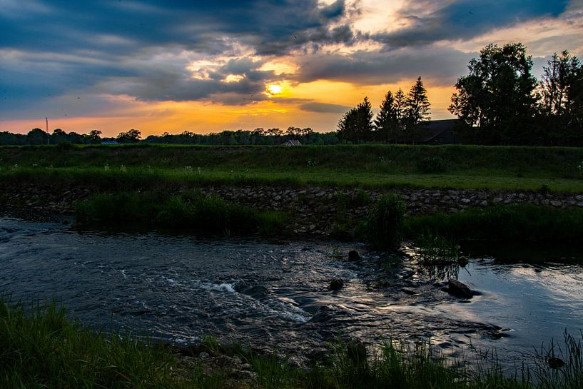 Sunset van Patrick Boonstra