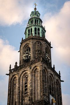 Martinitoren, Groningen | d' Olle Grieze von Hessel de Jong