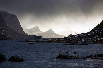 Kalten Lofoten von Harry Kolenbrander