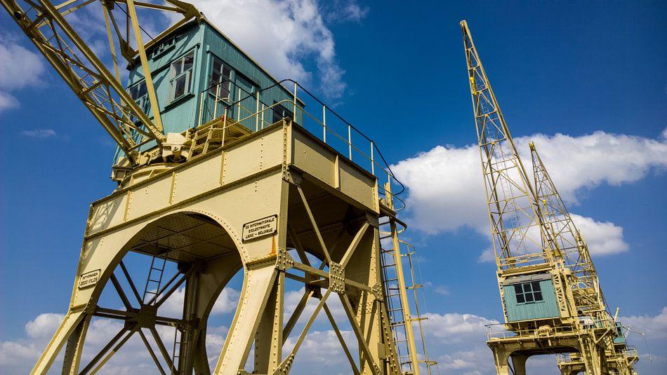 City Cranes van rosstek ®