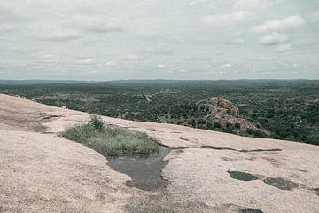 Het uitzicht van een heuvel van By SK Photography