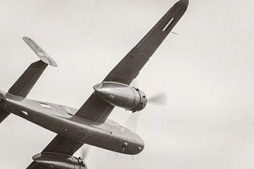 B-25 Mitchel sur Jasper Scheffers
