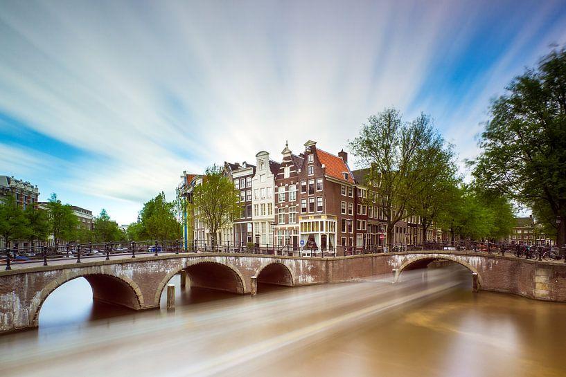 Amsterdamse grachten LE van Dennis van de Water