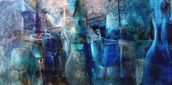 Blue curacao van Annette Schmucker