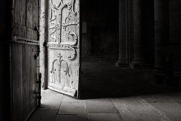 Kirchentür von Patrick Schoenmakers