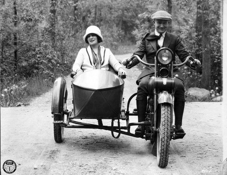 sidecar Harley Davidson van harley davidson