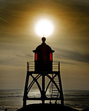Vuurtoren / Lighthouse von Harrie Muis