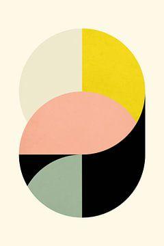 Abstrakte Kreise von