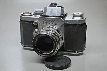 Alte Kamera - Edixa Reflex von Berthold Werner