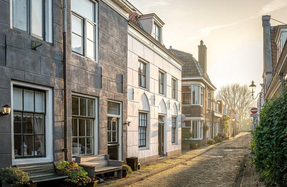De Middenstraat te Weesp