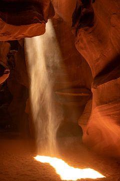 Canyons in Amerika, Antelope Canyon van Gert Hilbink
