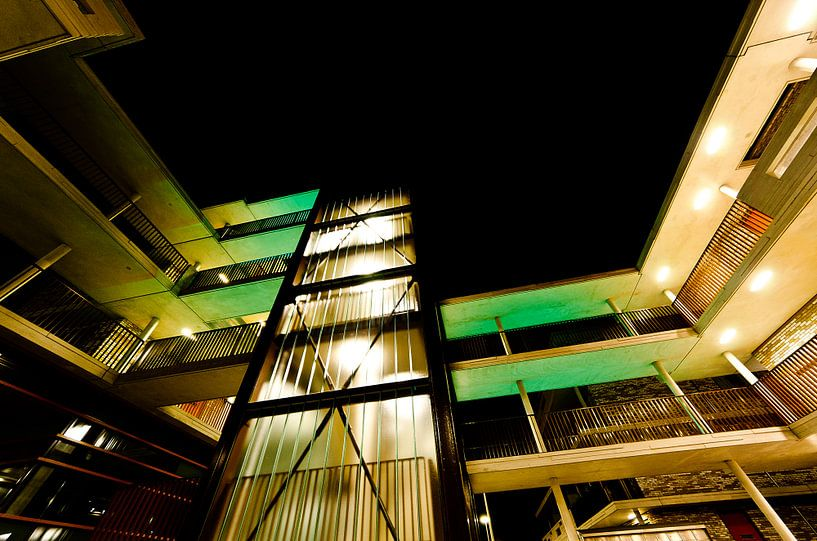 gebouw van Thomas Spaans