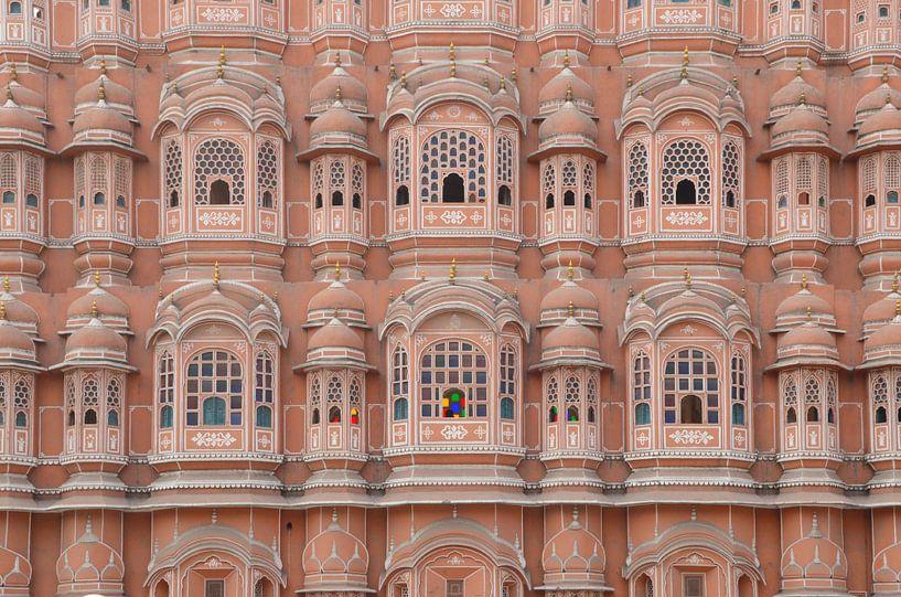 Hawa Mahal Jaipur van Anouk Hol