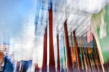 Artistieke impressie van Piazza Center Eindhoven