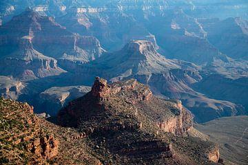 Eines der schönsten Naturphänomene der Welt, der Grand Canyon von Ton Tolboom