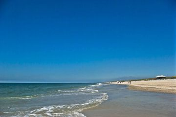 Strand und Meer am ehem. Lokal 'Wonnemeyer' von Norbert Sülzner