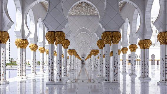 Sjeik Zayed-moskee - Abu Dhabi