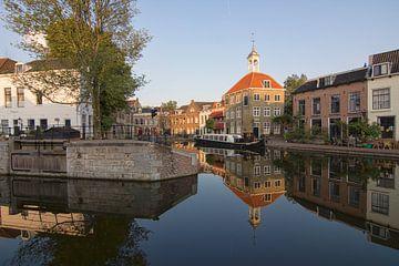 Zakkendragershuisje in Schiedam von Charlene van Koesveld