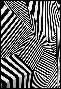 Illusie #5 van Ruud de Soet