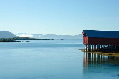 Rorbu in Noorwegen van