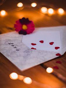 Liefde per post van lichtfuchs.fotografie