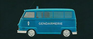 Renault Estafette 800 1965