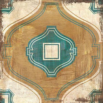 Marokkaanse tegels x, Cleonique Hilsaca