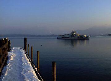 Winter am Chiemsee II von