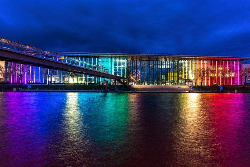 Autostadt Wolfsburg Een teken van diversiteit van Marc-Sven Kirsch