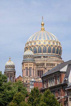 Nieuwe Synagoge, Berlijn, Duitsland van Torsten Krüger