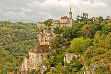 Abdij van Rocamadour, Frankrijk van