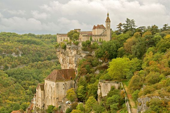 Abdij van Rocamadour, Frankrijk