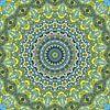 Mandala Evergreen van Marion Tenbergen thumbnail