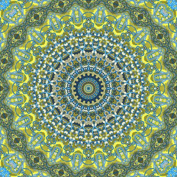 Mandala Evergreen van Marion Tenbergen